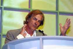 Hall of Fame Banquet: Arie Luyendyk explains his altercation with A.J. Foyt in Victory Lane at Texas Motor Speedway