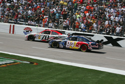 Mike Skinner and Jeremy Mayfield
