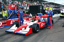 Car of Hideki Mutoh