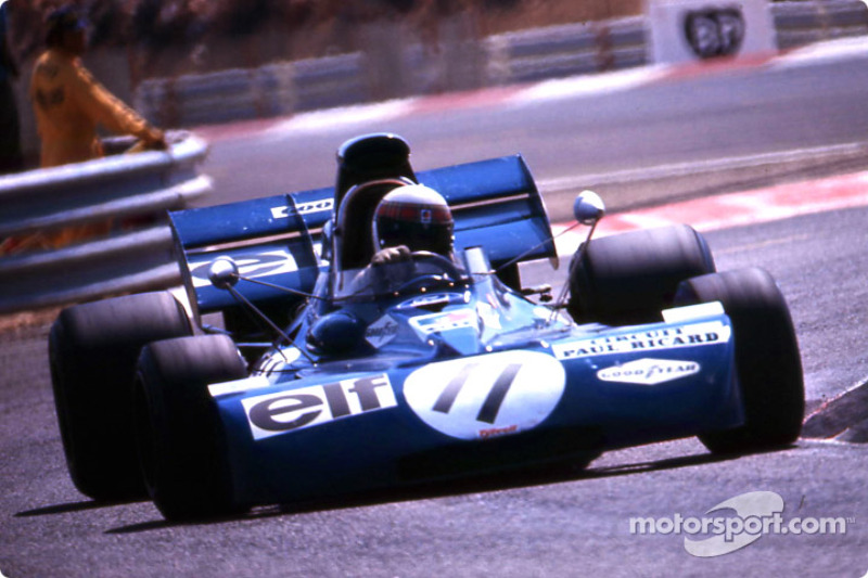 1971: Tyrrell 003 Ford