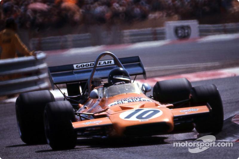 Peter Gethin, McLaren M19A