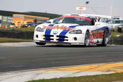 GT3 Viper Team Brookspeed Trimite at Seat curves