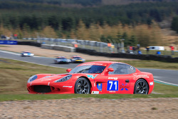 GT4 Stark racing Ginetta G50 at Carlube