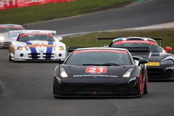 Team Modena Lamborghini Gallardo Race 1