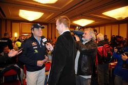 Media event: Carlos Sainz