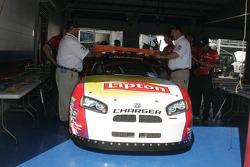 Lipton Dodge at tech inspection