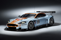 The Gulf Aston Martin DBR9 GT1
