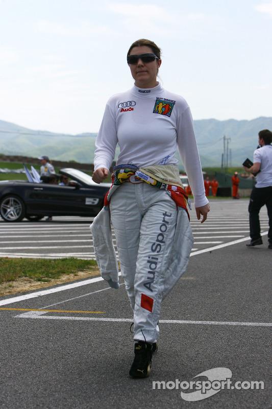 Katherine Legge Futurecom T M E Audi A4 Dtm 2006 At Mugello