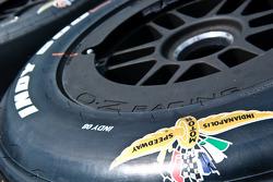 Indy 500 Firestone Tire