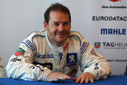Press conference: Jacques Villeneuve