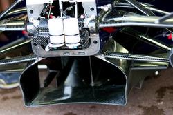 Scuderia Toro Rosso, detail
