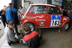 #163 Rover Mini Cooper