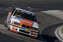 #207 BMW M3 E46: Richard Gartner, Ray Stubber, Paul Stubber