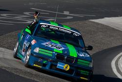 #208 DÃœrener Motorsport Club im ADAC e.V. BMW M3: Jaap Bartels, Christian Seewaldt, David Ackermann, Bernd Küpper