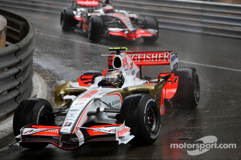 Giancarlo Fisichella - 229 Grands Prix