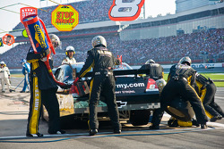 Pit stop for Mark Martin