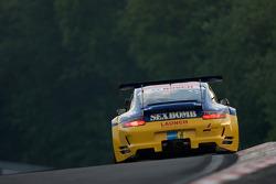 #43 Porsche 997 GT3: Wolfgang Destrée, Kersten Jodexnis, Jens Petersen