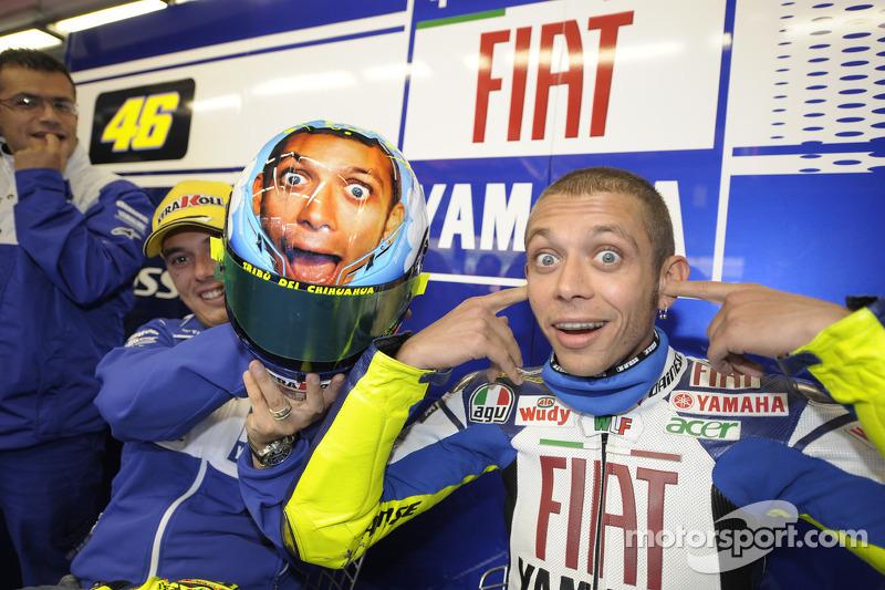 Valentino Rossi, Motegi 2008