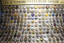 Auto club crests