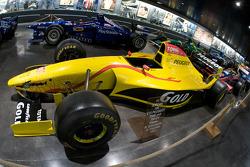 Formula One area: Jordan 195