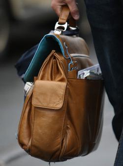 Nick Heidfeld, BMW Sauber F1 Team, Briefcase