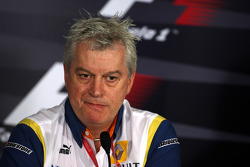 Pat Symonds, Renault F1 Team, Executive Director of Engineering