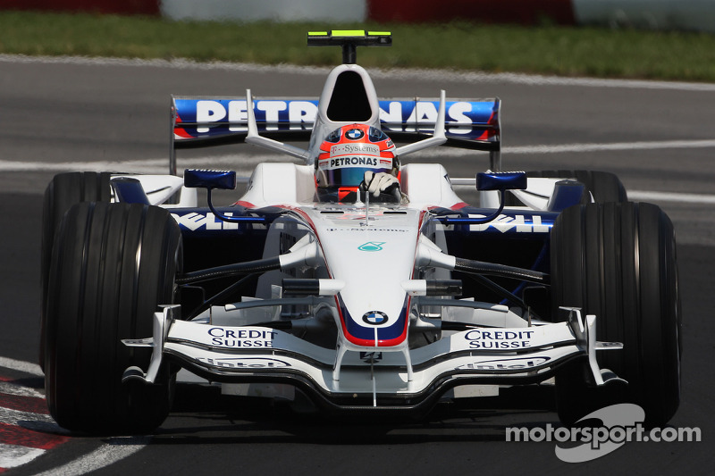 2008: Роберт Кубица, BMW Sauber F1.08