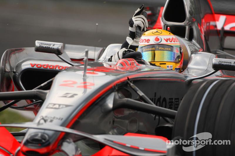 Гран Прі Канади 2008, McLaren MP4-23