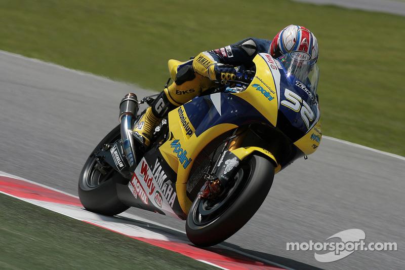 2008 - James Toseland (MotoGP)
