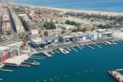 Valencia City Grand Prix Circuit Construction