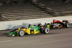Will Power and Bruno Junqueira