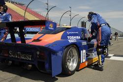 #10 SunTrust Racing Pontiac Riley: Max Angelelli, Michael Valiante