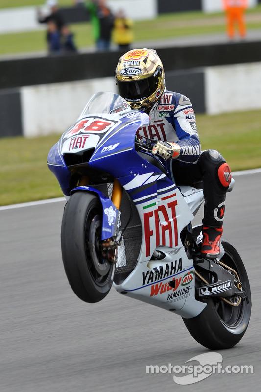 Grand Prix von Großbritannien 2008 in Donington
