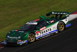 Ryo Michigami and Takashi Kogure, Dome Racing Team