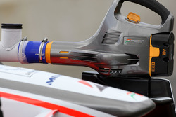 Force India F1 Team, cooling blower