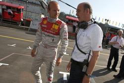 Александр Према, Audi Sport Team Phoenix, Audi A4 DTMv, и Вольфганг Ульрих