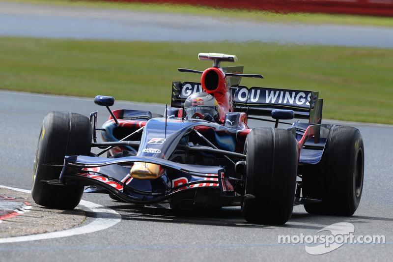 2008: Toro Rosso STR3