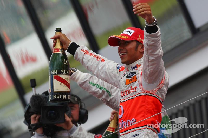 17-Gran Premio de Gran Bretaña 2008 (1º), McLaren