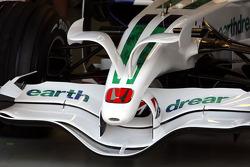 Front Wing of Rubens Barrichello, Honda Racing F1 Team