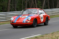 #62 Porsche 911 1964: Robi Bernberg, Adam Richardson