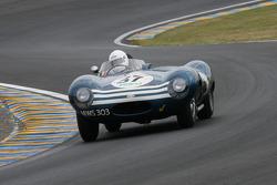 #57 Jaguar D Type 1955: Richard Skipworth, Stephen Skipworth