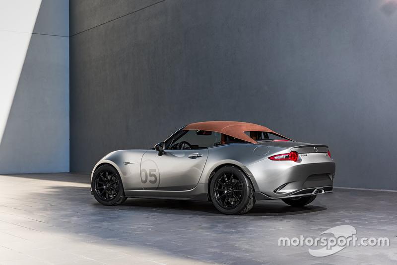 Mazda MX-5 Spyder konsepti