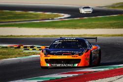 #161 Ineco - MP Racing Ferrari 458: Томас Гостнер