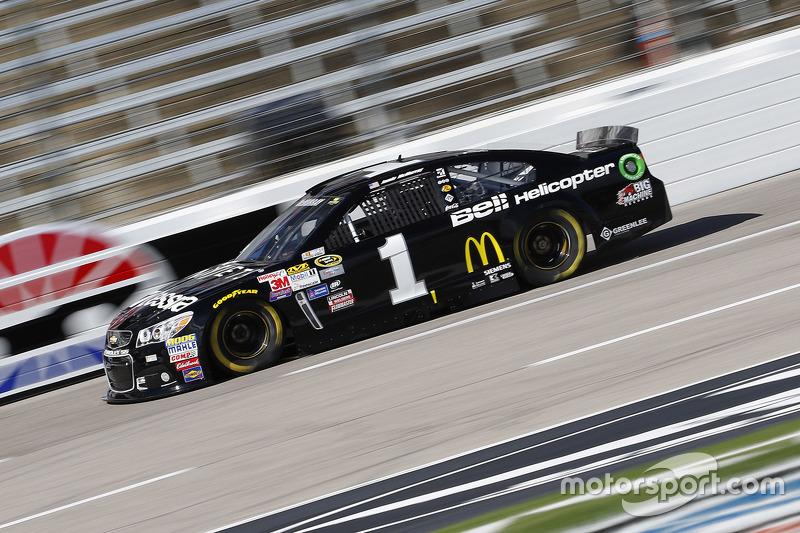 Platz 8: Jamie McMurray (Ganassi-Chevrolet), 76 Rennen