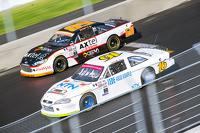 Mike Sánchez, Promopista y Jorge ContrerasM Racing