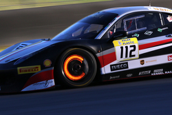 #112 Kessel Racing Ferrari 458: Рик Ловат