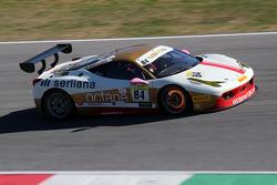 #84 Octane 126 Ferrari 458: Бьорн Гроссман