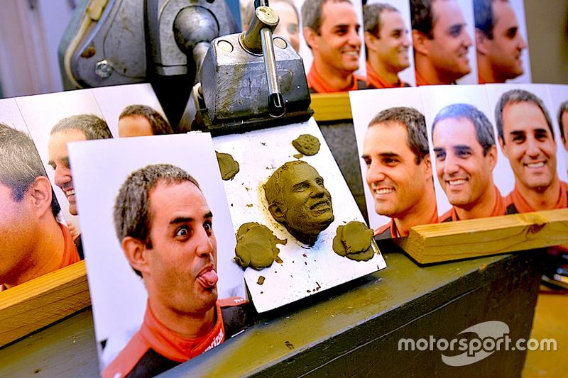 10. Campeón Indianapolis 500 2015 Juan Pablo Montoya