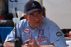 Corrado Provera, jefe de Peugeot Sport