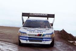 Juha Kankkunen, Peugeot 405 Turbo 16
